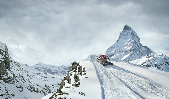 The mountain is calling: The Making of Pistenbully 2016