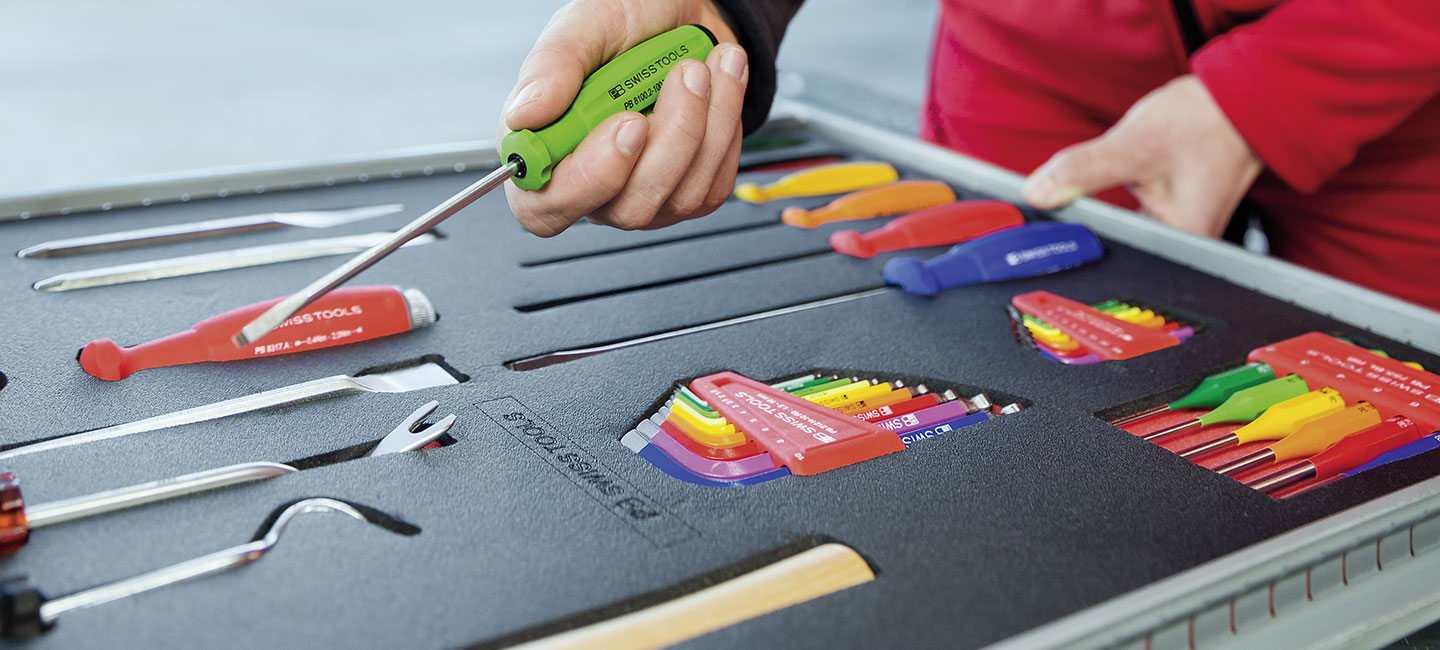 PB Swiss Tools – Work with the best